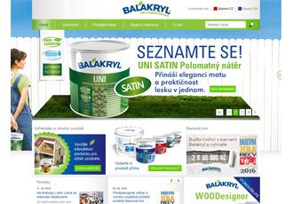 Web Balakryl