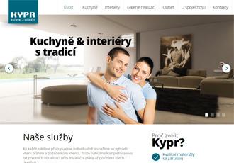 Web Kypr interiéry