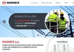 NIONEX a.s.