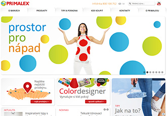 Web Primalex
